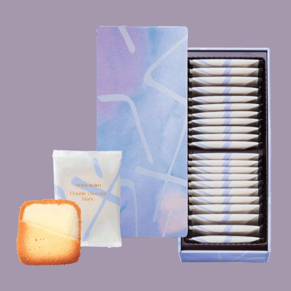 YOKU MOKU CIGARE Double chocolat blanc