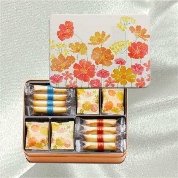 YOKU MOKU 雜錦曲奇蛋卷禮盒(限量版)28件